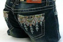 Women's Jeans / by AA Callisters