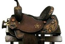 Western Tack & Saddles / by AA Callisters