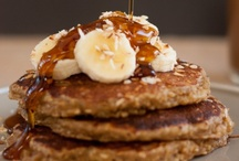 Yummy Breakfast Recipes / Pancakes, eggs, toast... the best meal of the day!