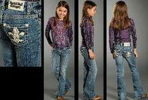 Girls Western & English Wear / by AA Callisters