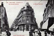Archives autour de l'Hôtel et de Toulouse / L'Albert 1er est situé au 8 rue Rivals, à proximité des anciens ateliers de la célèbre famille de peintres toulousains ayant donné leur nom à la rue.