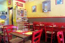 Les adresses gourmandes / Carnet d'adresses de restaurants, salons de thé, cafés etc. que l'hôtel Albert 1er vous recommande !