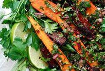 vegging out / Healthier you; healthier planet
