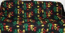 2014  - Our own collection of Vintage woolen Blankets / Colorful old blankets from the 50s / 60s and 70s - kleurrijke oude dekens uit de jaren '50 / '60 en '70 - Красочные одеяла из 50-х / 60-х и 70-х годов