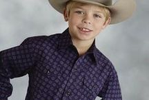 Boys Western Wear / by AA Callisters
