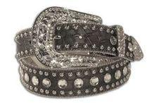 Ladies Western Belts & Buckles / by AA Callisters