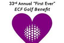 """ECF Golf Benefit / 33rd Annual """"First Ever"""" ECF Golf Benefit. #golf #fundraiser"""