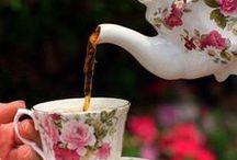 Tea time... / by Marisete Fachini Girardello