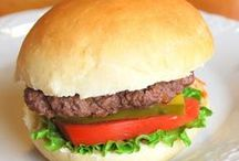 BURGERS / YUMMY, YUMMY  I LOVE IT!!!