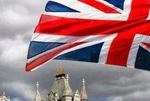 England... / by Marisete Fachini Girardello
