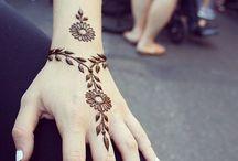 Henna Models