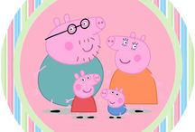 Peppa Pig / by Kathryn O'Sullivan-brown