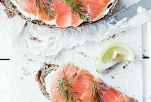 Delicious food / Seafood, Pasta, Meet, Bread and much more