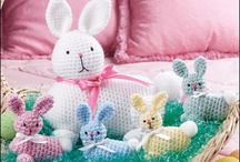 Crochet Easter / by Judy Belcher