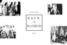 MBFWM / Viajes a Madrid para asistir a la Mercedes Benz Fashion Week