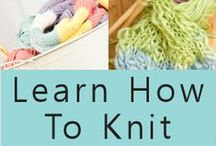 crochet and knitting creations / πλέξεις,σχέδια και δημιουργίες με το βελονάκι και τις βελόνες
