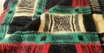 2017 - Our own collection of Vintage woolen Blankets / Colorful old blankets from the 50s / 60s and 70s - kleurrijke oude dekens uit de jaren '50 / '60 en '70 - Красочные одеяла из 50-х / 60-х и 70-х годов