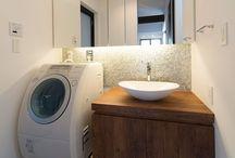 バスルーム洗面イメージ集 bathroom image