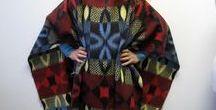 woolen blanket coats - wollen dekens jas