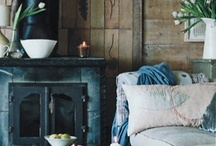 Interiors / by ~ woodfox