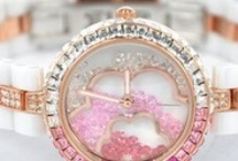 Beautiful Watches / by Thelma Brymer