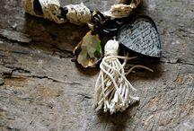 Shabbychic jewellery