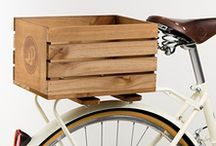 Things for Bikes / Stylish and functional complements to our vintage bikes