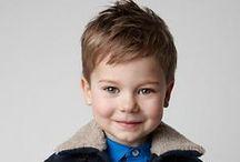 Boys' Haircut Ideas / Cute boys' haircuts that we love, curated by Lil' Locks kids' salon.