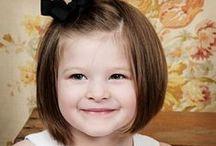 Girls' Haircut Ideas / Cute girls' haircuts that we love, curated by Lil' Locks kids' salon.