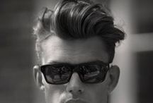 Mens' Haircuts / Haircuts and styling ideas for men, curated by Lil' Locks hair salon.