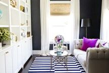 Living spaces / Living rooms