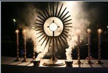 Eucharystia - Najświętszy Sakrament