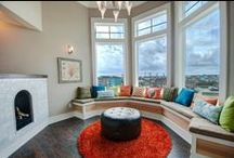 Rec Rooms | SAGA Custom Built Homes / Design and decoration of some awesome rec rooms and media rooms.