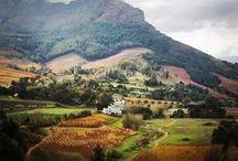 Le Pommier Wineland Views / Breathtaking views of the Cape Winelands