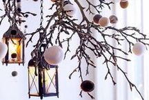 Holiday Decor / How to make your space perfect for guests this season!