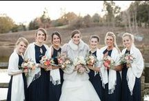 Winter Weddings / Ideas for the Charlottesville winter bride!