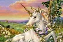Unicorns, Pegasus and other Mythical creatures