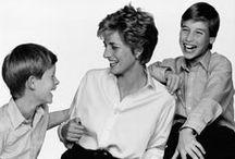 Princess Diana & British Royals