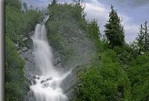 Awesome Lakes, Waterfalls & Rivers