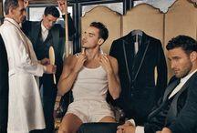 Men's Underwear / Underwear for men.  Underwear Brands and campaing for men.  visit: dioniacosta.com / by dioniacosta.com