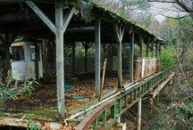 Interesting, unusual or abandoned buildings