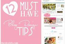Blog Design 101