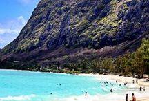 Oahu(Hawaii) オアフ島