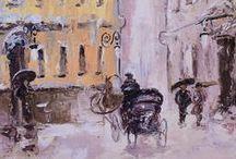 Oil Painting reproductions ♡ вольные копии