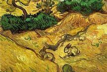 Van Gogh / art Van Gogh, arte de Van Gogh (Bachmors artist selection, Saatchi art)
