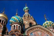 Saint Petersburg サンクトペテルブルク