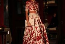 Contemporary Indian Outfits / A deadly amalgamation of East and West!