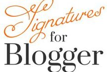 Blogger 101 / Tips and trips for your Blogger blog.