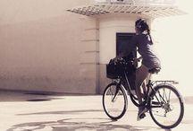 Bikes in Art