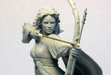 Mythology / Gods, heros, myths